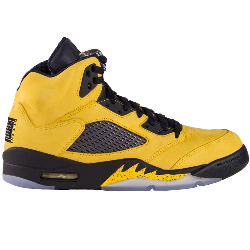 Air Jordan Retro 5 SE 'Michigan'