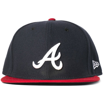 New Era AC Performance Atlanta Braves Home '17