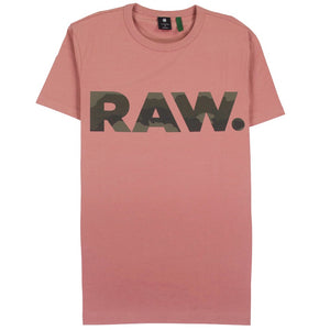 promo code 95f32 7664d G-Star Raw Graphic 6 T-Shirt