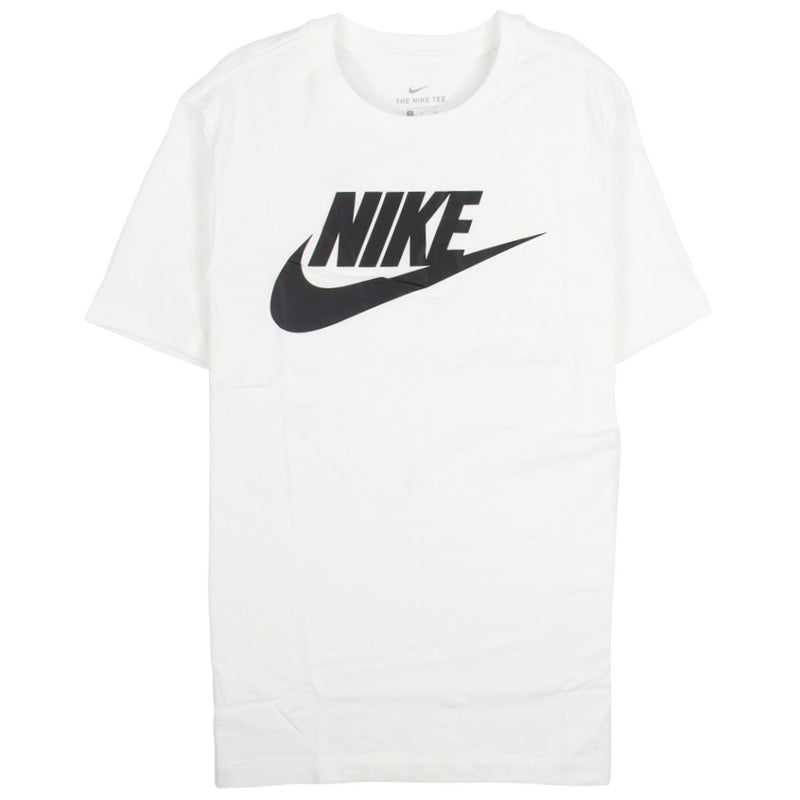 Nike NSW Icon Futura White T-Shirt