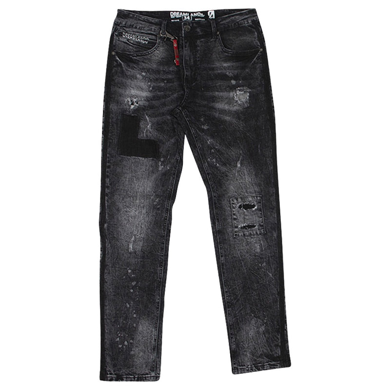 Dreamland Black Discharge Jean