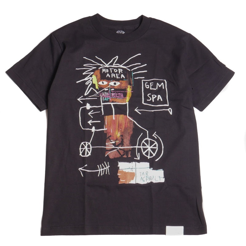 Diamond Supply Co. x Basquiat Gem Spa T-Shirt