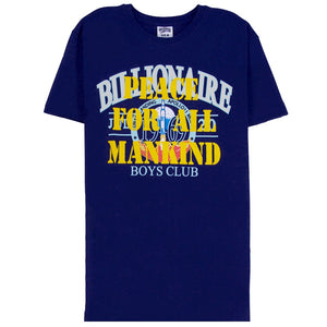 Billionaire Boys Club Navy Lunar T-Shirt