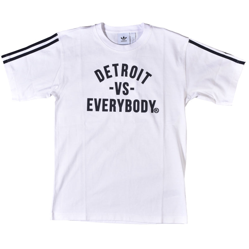 Adidas Detroit-vs-Everybody White T-Shirt