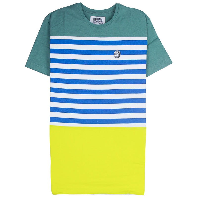 Billionaire Boys Club Monty T-Shirt 'Blue/Green'