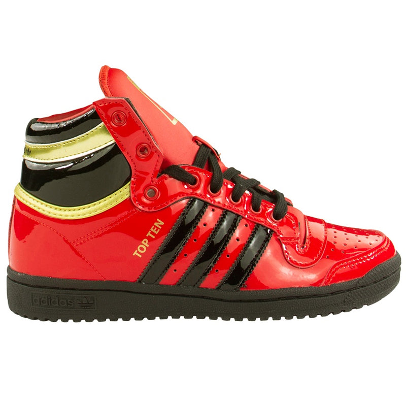 Adidas Top Ten Hi 'Red Black'