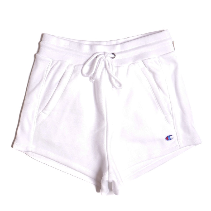 Champion Women's Reverse Weave White Short