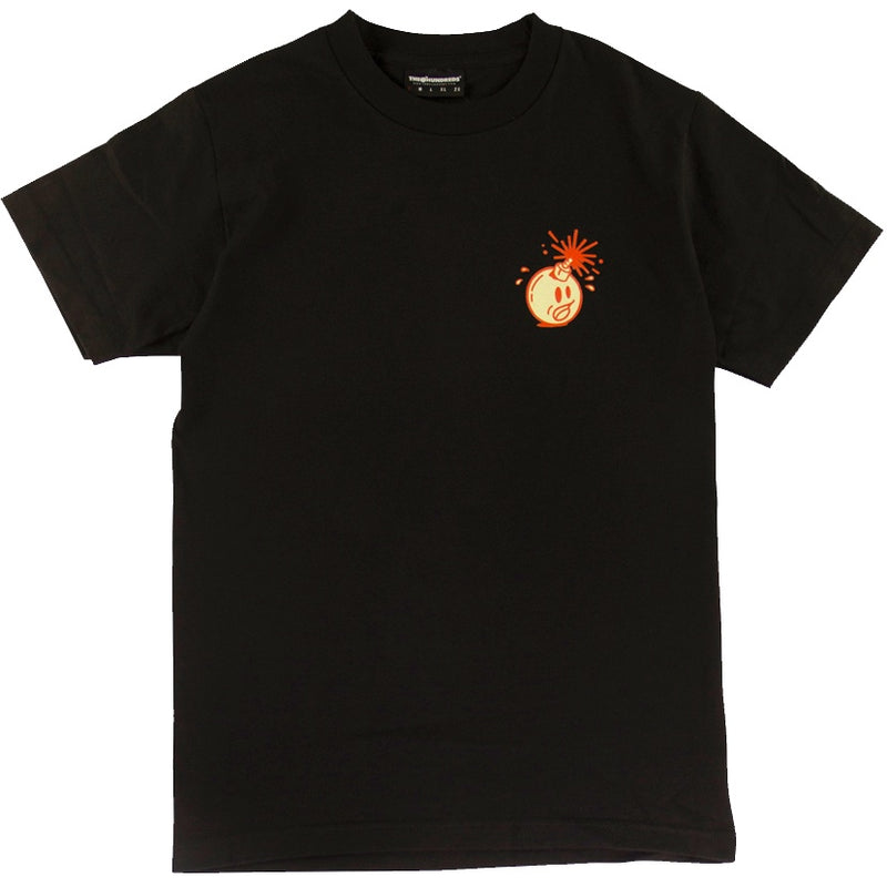 The Hundreds House Adam Black T-Shirt