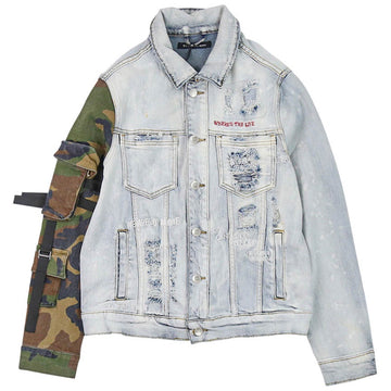 Embellish Ander Denim Jacket