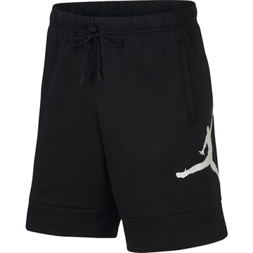 Air Jordan Jumpman Fleece Black Shorts