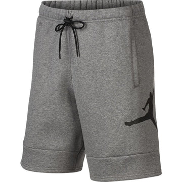 Air Jordan Jumpman Fleece Grey Shorts