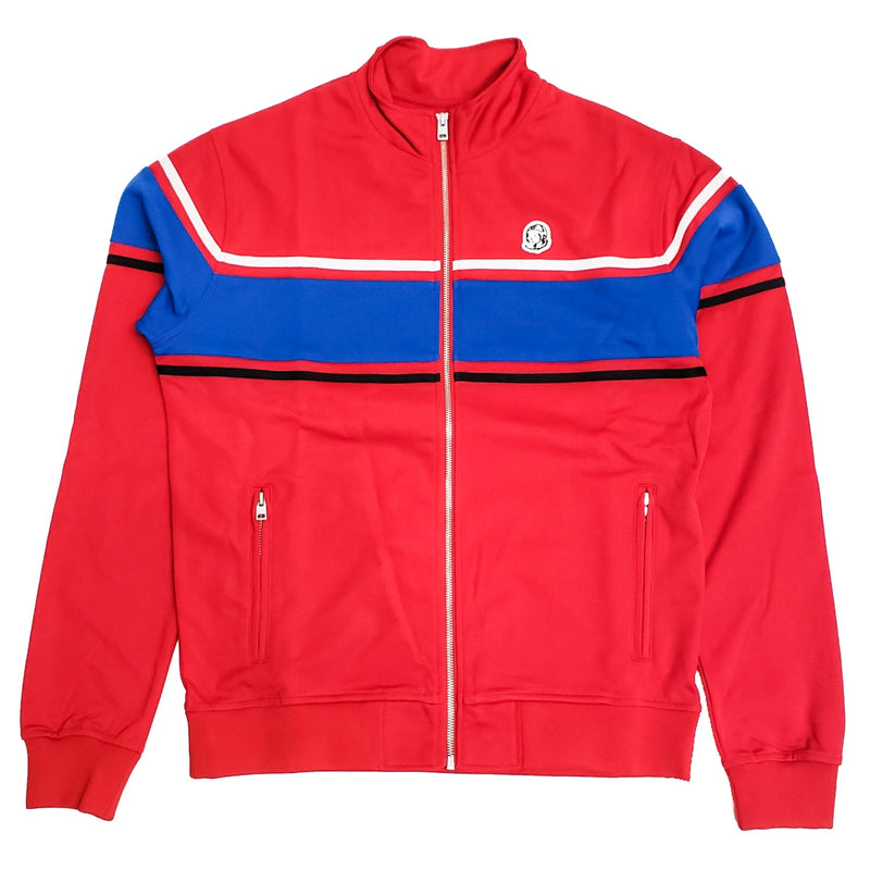 Billionaire Boys Club Red Tech Jacket