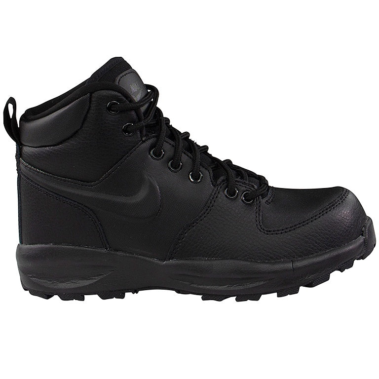 Nike Kids' Manoa LTR Black Boot (GS)
