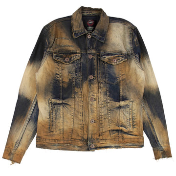 Jordan Craig Sedona Cooper Wash Denim Jacket