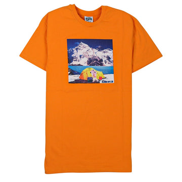Billionaire Boys Club Camping Orange T-Shirt