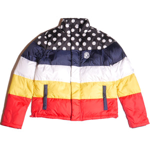 Billionaire Boys Club Puffer Jacket Multicolor