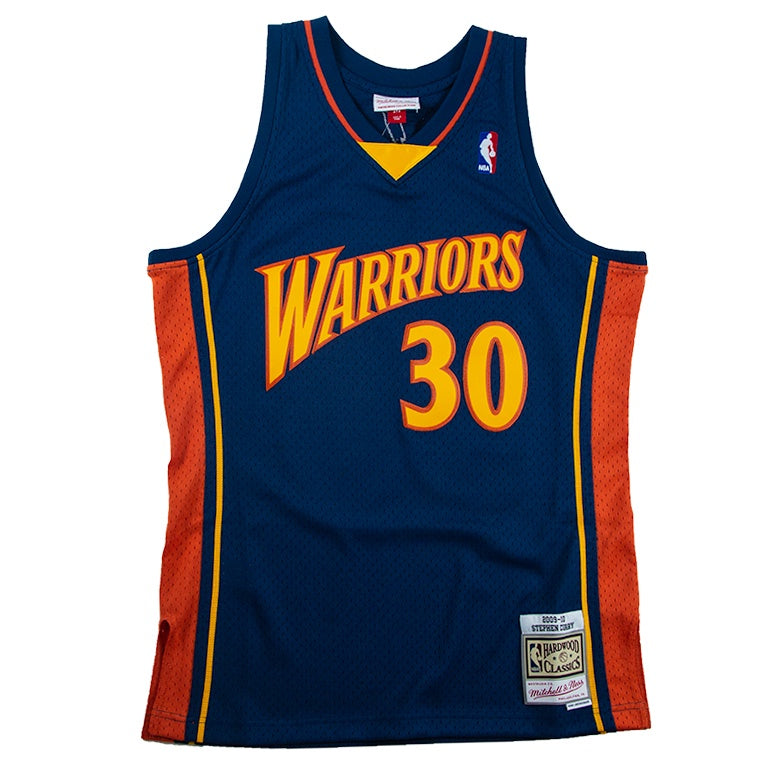 Mitchell & Ness Swingman Jersey Golden State Warriors 2009 Steph Curry
