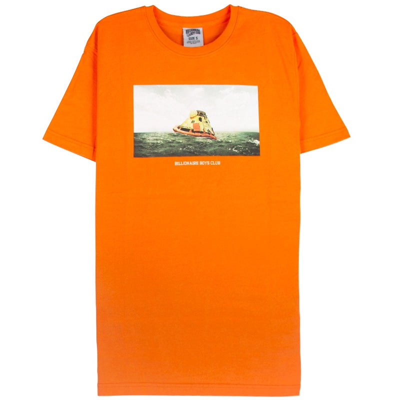 Billionaire Boys Club Stranded Orange T-Shirt