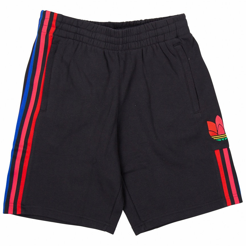 Adidas 3D Trefoil 3-Stripes Sweat Shorts