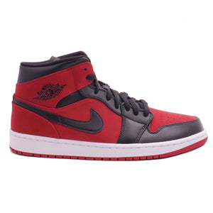 Air Jordan 1 Mid Red/Black