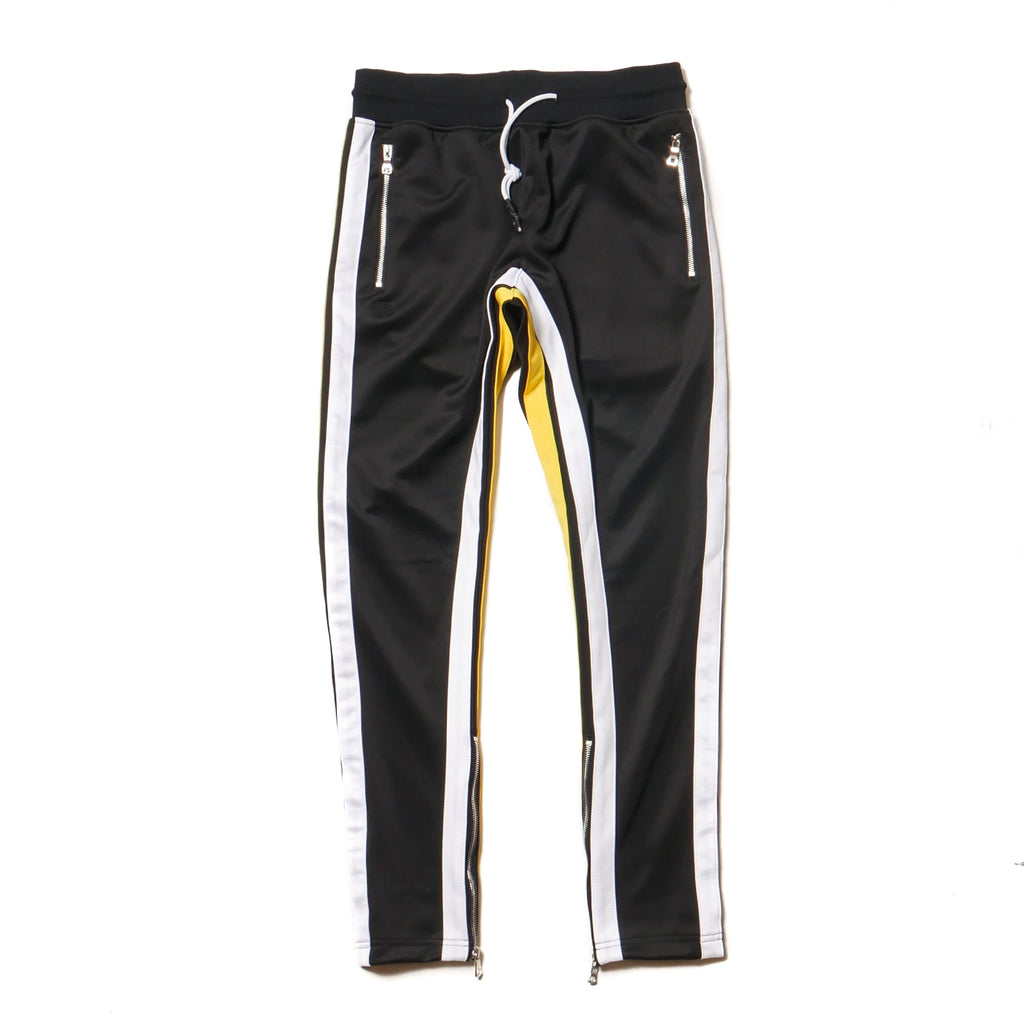 Jordan Craig Track Pants Jogger Black/Yellow