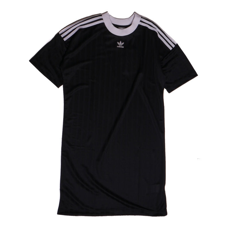Adidas Women's Black Trefoil Dress