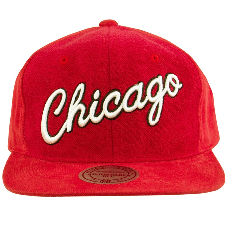 Mitchell & Ness NBA City Snapback Chicago Bulls