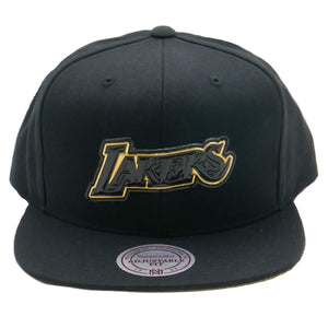 Mitchell & Ness Presto Snapback Los Angeles Lakers