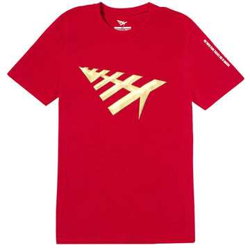 Paper Planes All Points Red T-Shirt