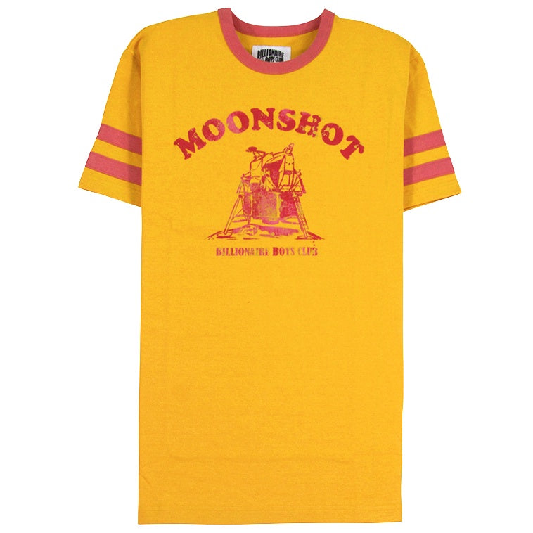 Billionaire Boys Club Gold Moonshot T-Shirt