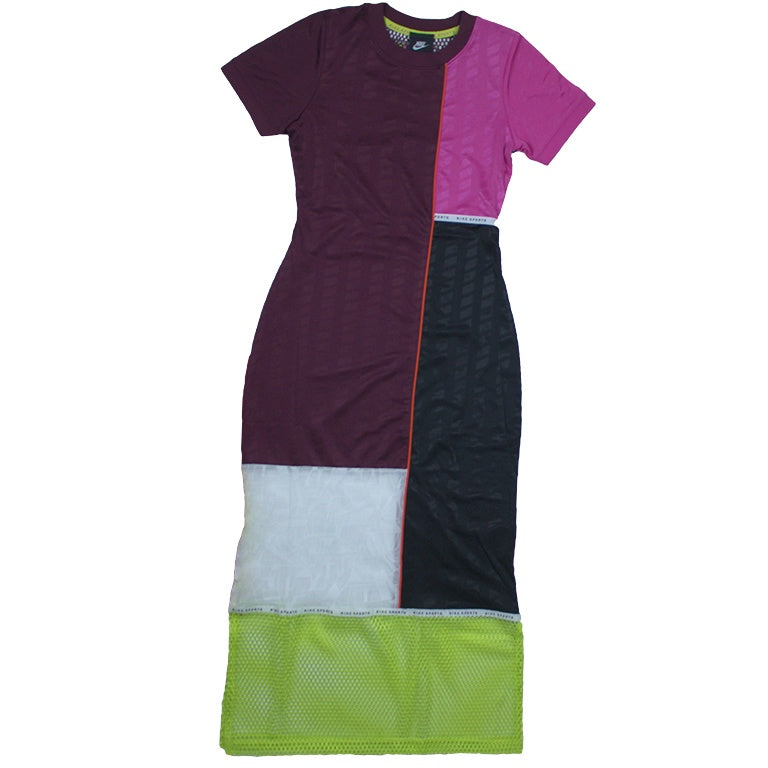 Nike Women's Sportswear NSW Bordeaux Dress