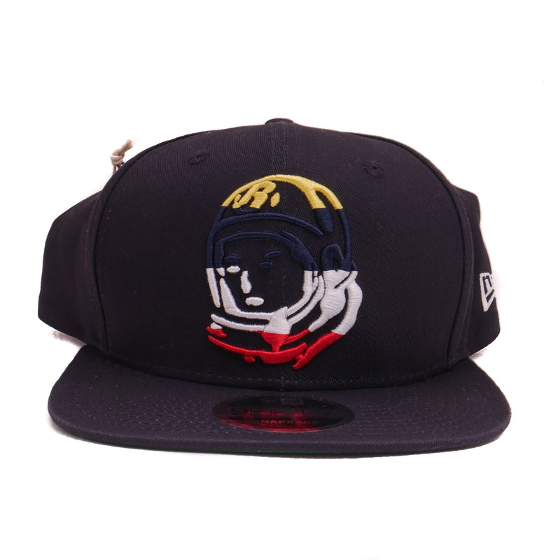 Billionaire Boys Club Helmet Snapback Navy