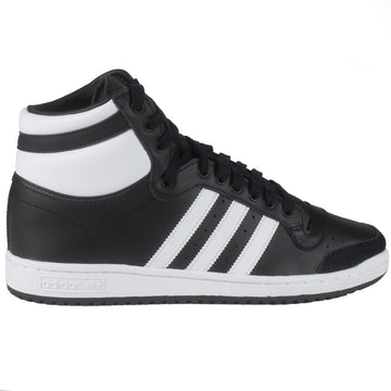 Adidas Top Ten Hi Black White