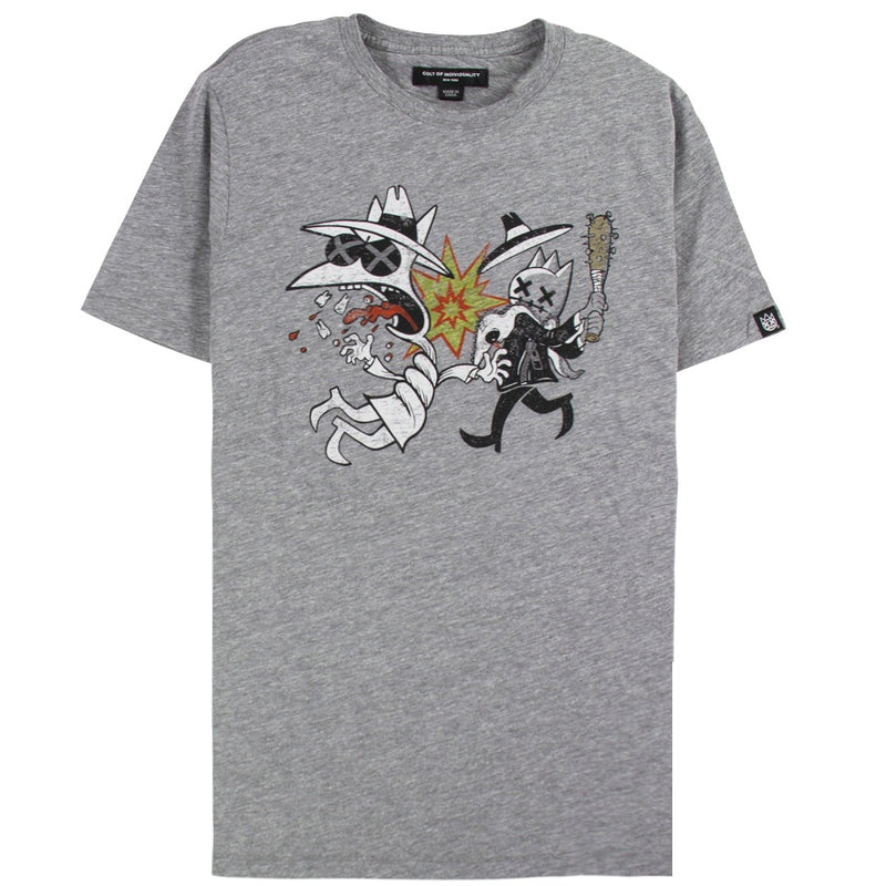 Cult Of Individuality Spy Crew Neck T-Shirt