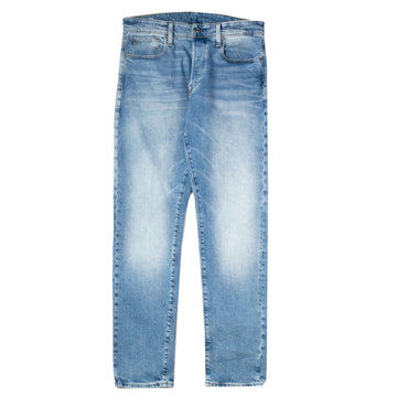 G-Star Raw 3301 Straight Tapered Light Indigo Jeans