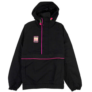 Adidas Originals Black Hooded Track Jacket
