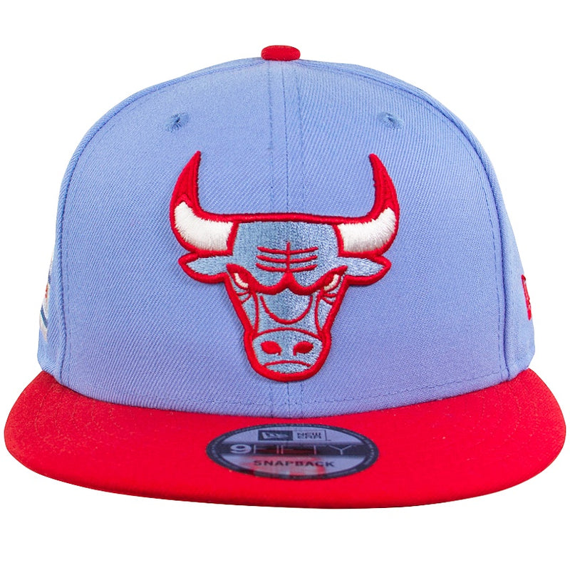 New Era Chicago Bulls NBA Authentics City Series 9Fifty Snapback