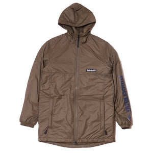 Timberland Nylon Zip Hood Coat