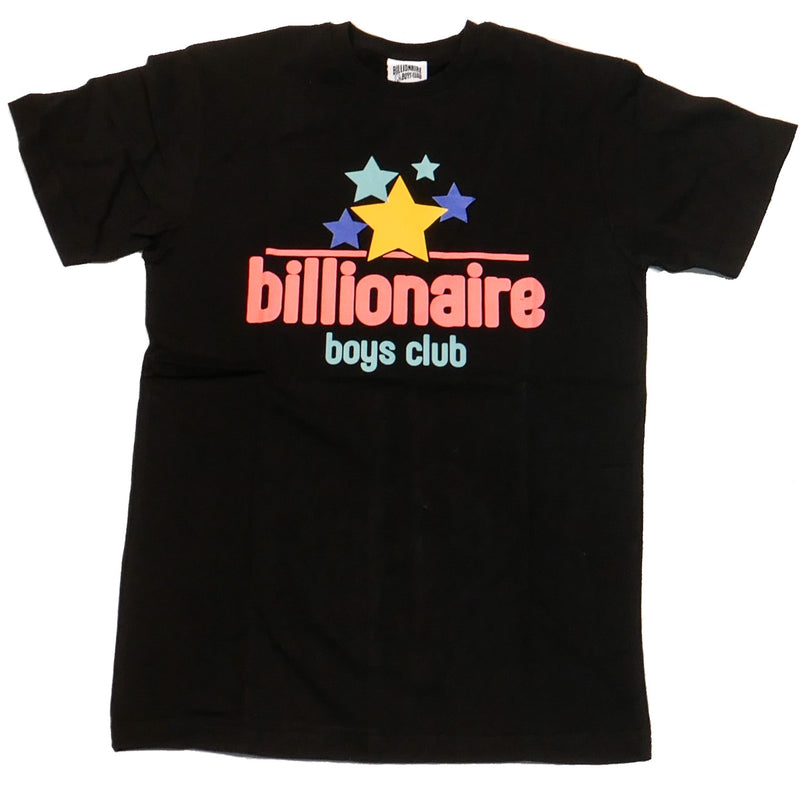 Billionaire Boys Club Black Fresh Stars T-Shirt