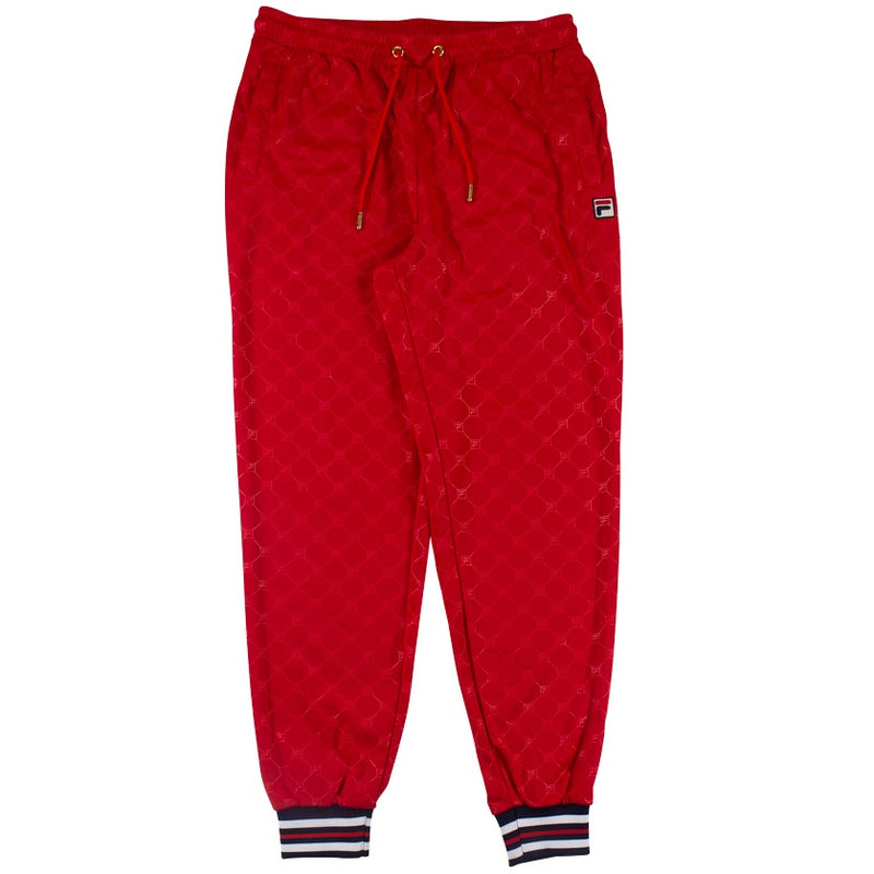 Fila Men's Chinese Red Mitchell Track Pant