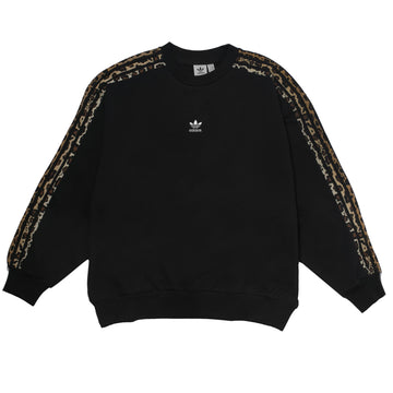 Adidas Originals Women's Black Crew