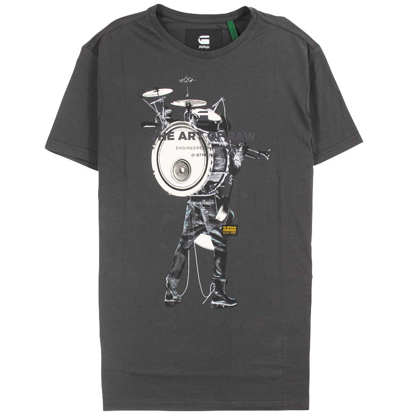 G-Star Raw Graphic 3 Photo T-Shirt