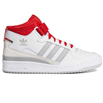 Adidas Forum Mid 'White Red'