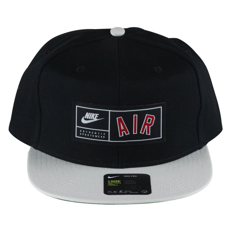 Nike Air Pro Black Adjustable Cap
