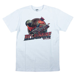 Billionaire Boys Club White Flash T-Shirt
