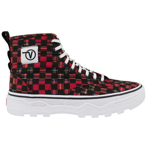 Vans Plaid Check Sentry WC