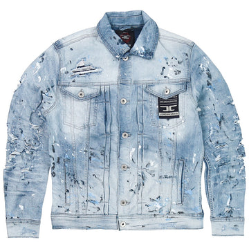 Jordan Craig Avalanche Denim Trucker Jacket (Glacier)