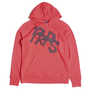 PRPS Men's Graffiti Fleece Pullover Hoodie