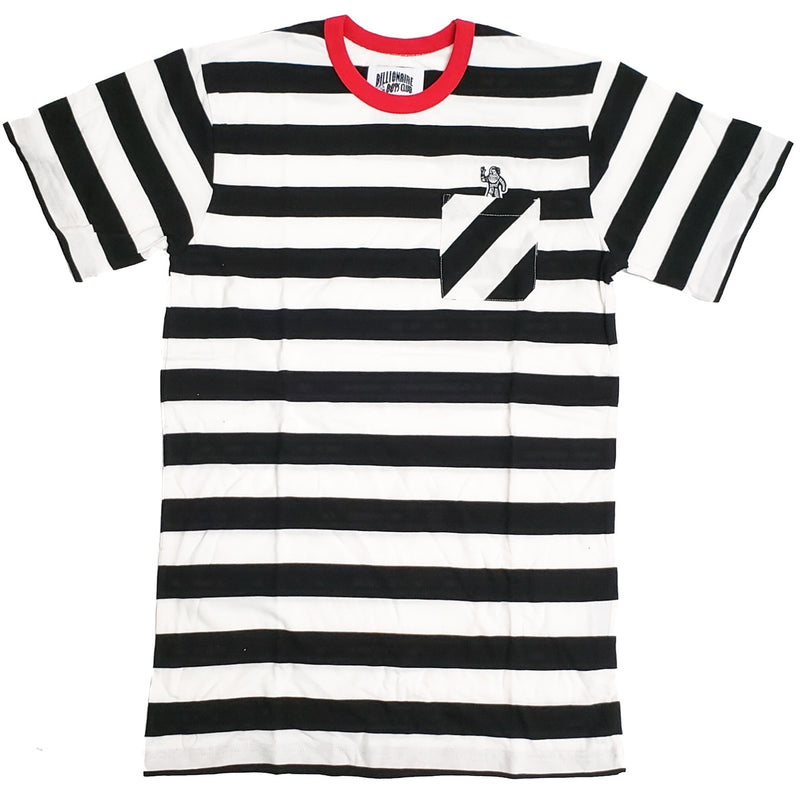 Billionaire Boys Club Snow White Astro Stripe Shirt