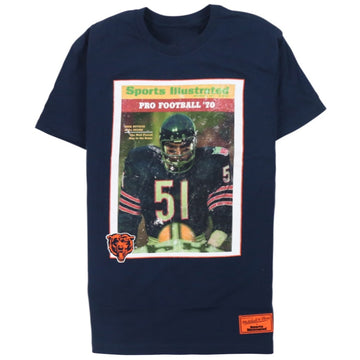 Mitchell & Ness Sports Illustrated Vintage Chicago Bears Dick Butkus T-Shirt